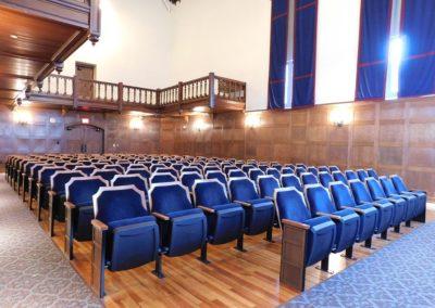 University of Richmond – North Court Recital Hall – Richmond