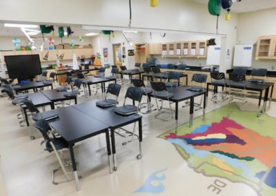James Blair Middle School – Williamsburg