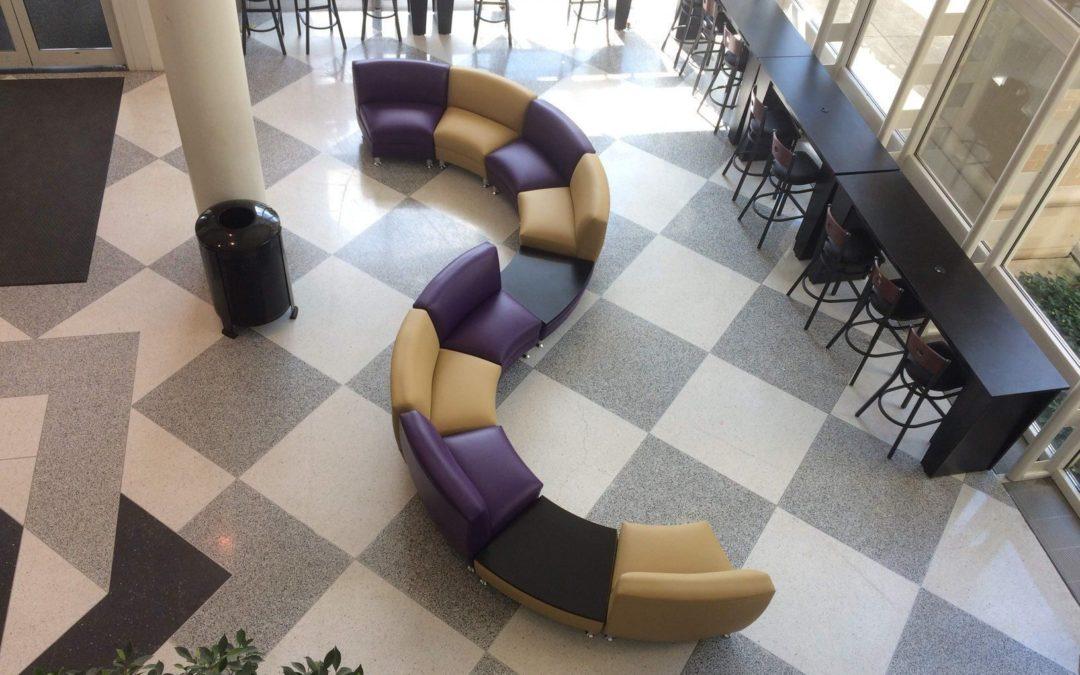 James Madison University – ISAT Atrium – Harrisonburg