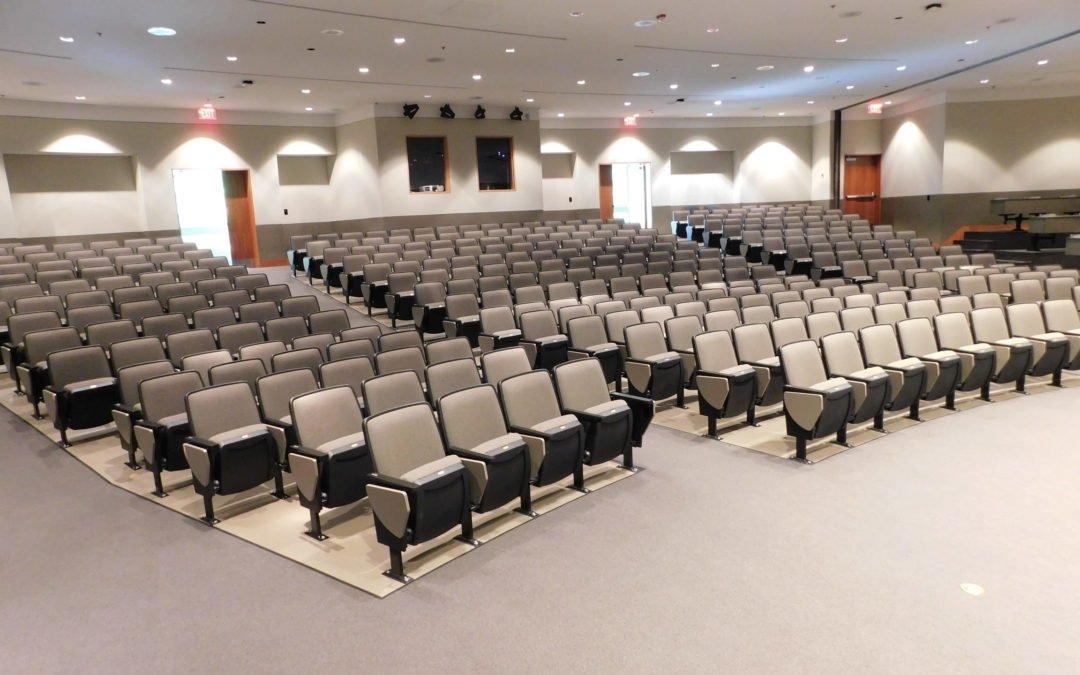 UVA School of Law – Caplan Auditorium – Charlottesville