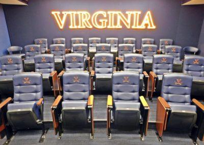 UVA Basketball Film Rooms – Charlottesville