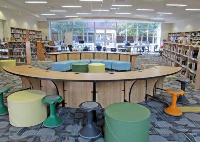 Collegiate School – Reed Gumenick Library – Richmond