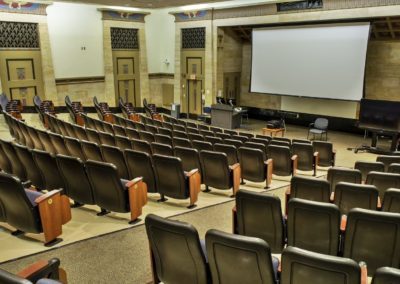 Virginia Commonwealth University – Baruch Theater – Richmond