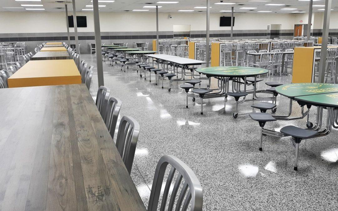 Bethel High School – Hampton
