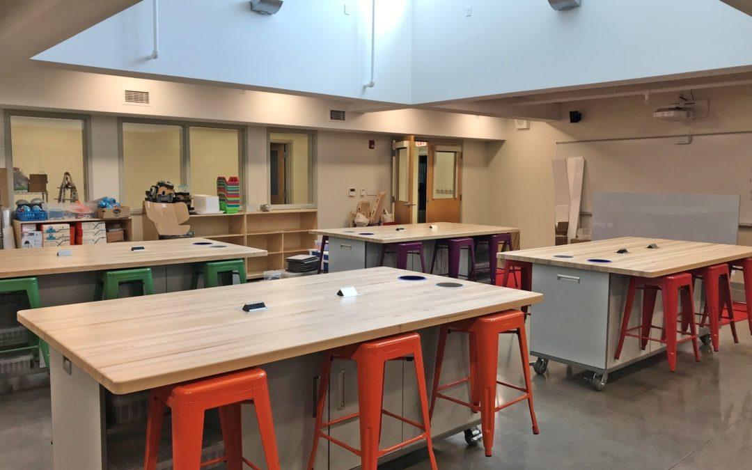 Peabody School – Charlottesville