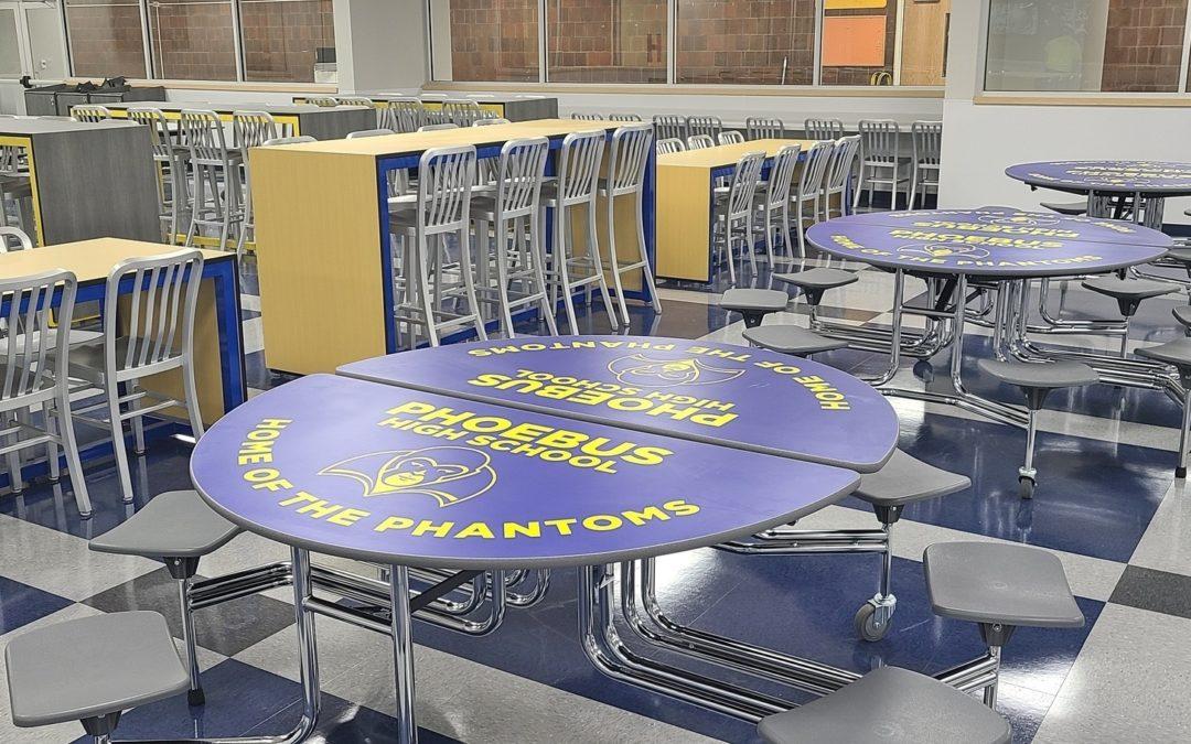 Phoebus High School – Hampton