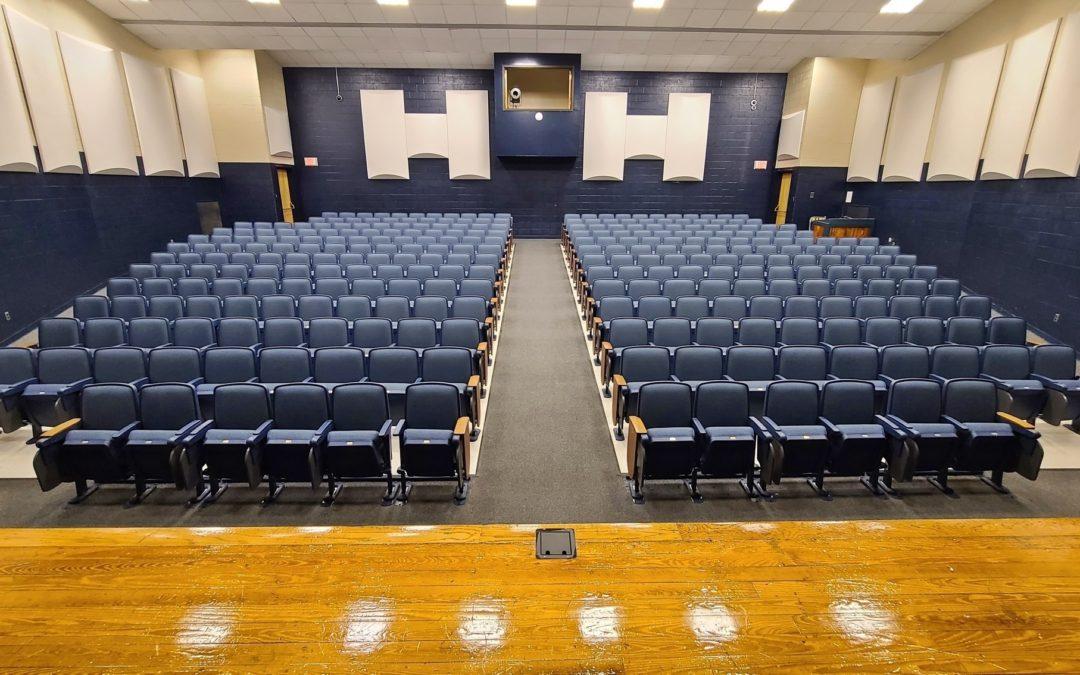 Rappahannock County High School – Washington