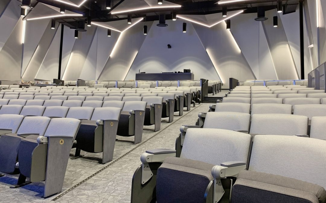 Howell Auditorium – Fort Belvoir