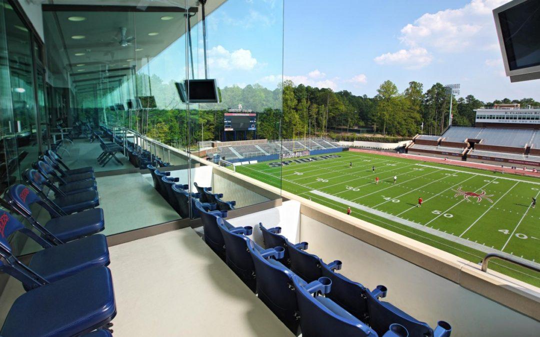 University of Richmond – Robins Stadium – Richmond
